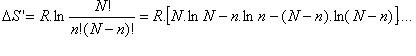 sterling formula
