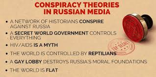 russian conspiracy theories